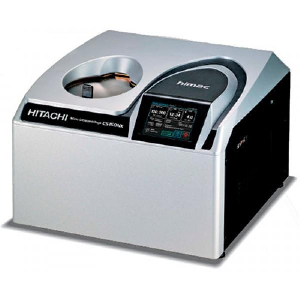 Настольная микроультрацентрифуга himac CS 150NX