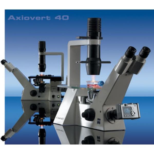 Микроскоп инвертированный Axio Vert.A1