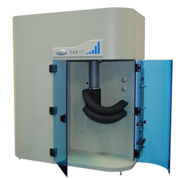 Анализатор газовой сорбции под давлением до 200 атмосфер iSorb