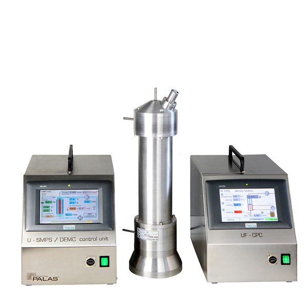 U-SMPS - Классификатор частиц