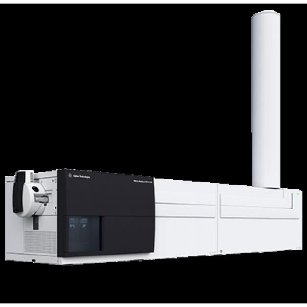 Квадруполь-времяпролетный масс-спектрометр Agilent 6545