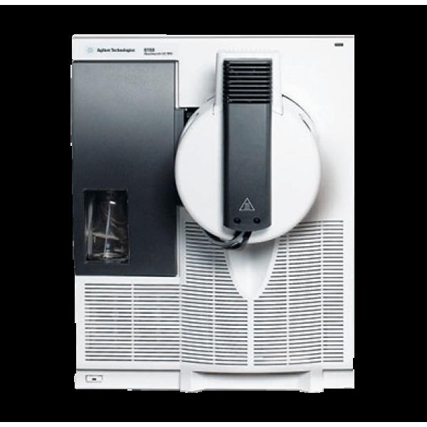 Одноквадрупольный масс-спектрометр Agilent серии 6100 ВЭЖХ/МС