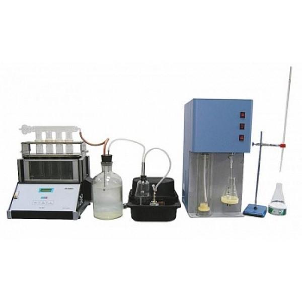 Комплекс по определению азота и белка методом Къельдаля «КЕЛЬТРАН»