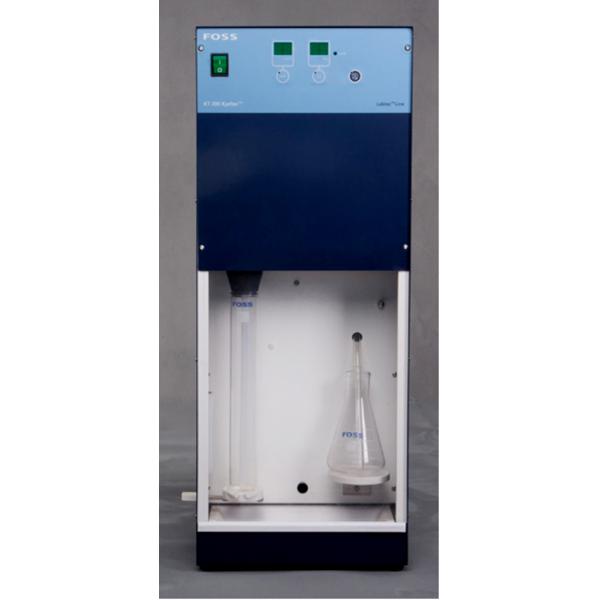 Полуавтоматический анализатор азота и белка KT 200 Kjelteс
