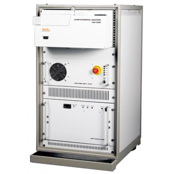 Лазерный анализатор элементного состава LEA-S500