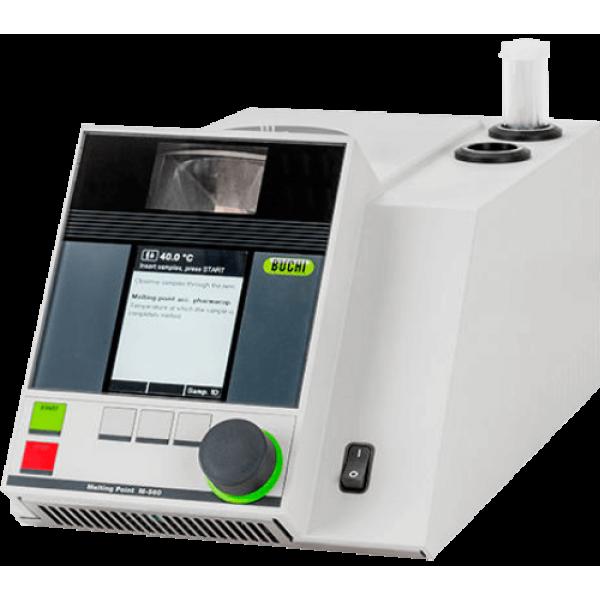 Прибор для ручного определения температуры плавления M-560