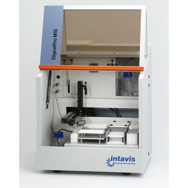 Станция для расщепления белков и автоматизированной пробоподготовки для масс-спектрометрии MALDI DigestPro MSi
