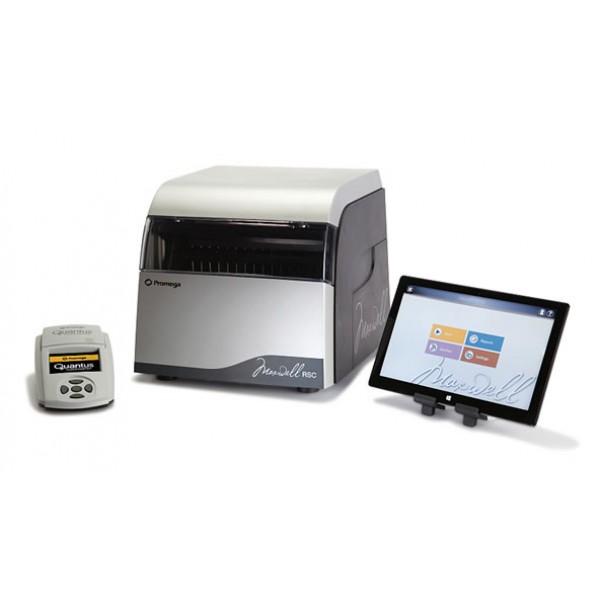 Автоматическая станция для выделения и очистки нуклеиновых кислот (ДНК, РНК) Maxwell RSC