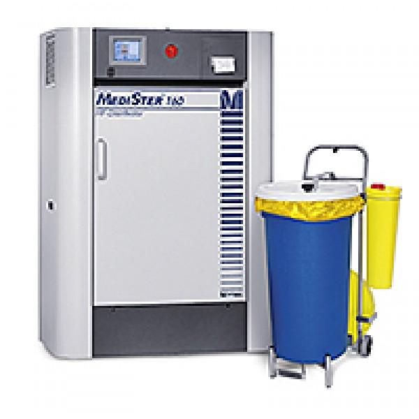 Установка для термической дезинфекции медицинских отходов MediSter 160