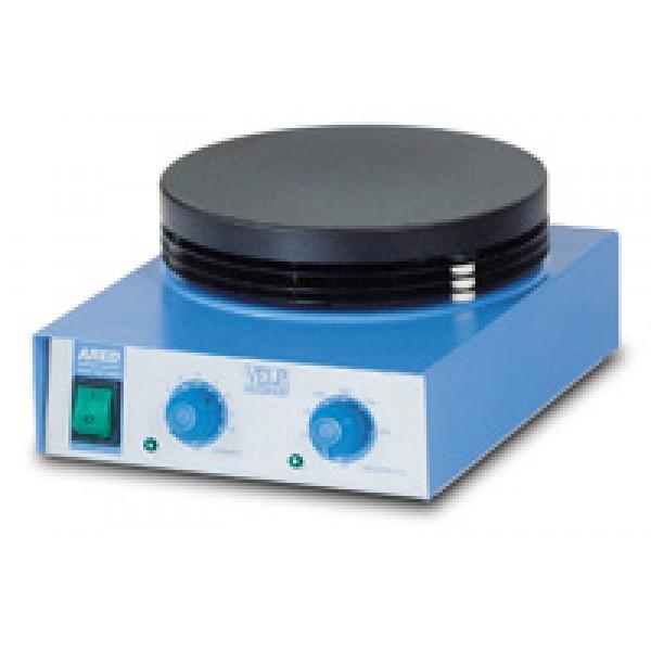 Магнитная мешалка с подогревающейся аллюминиевой плитой ARED
