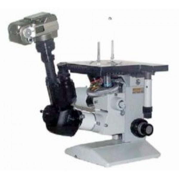Металлографический инвертированный микроскоп МЕТАМ РВ