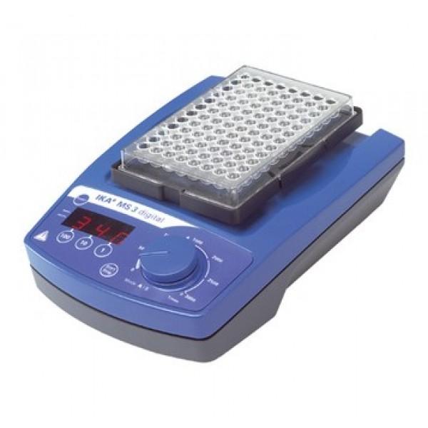 Компактный шейкер MS 3 digital