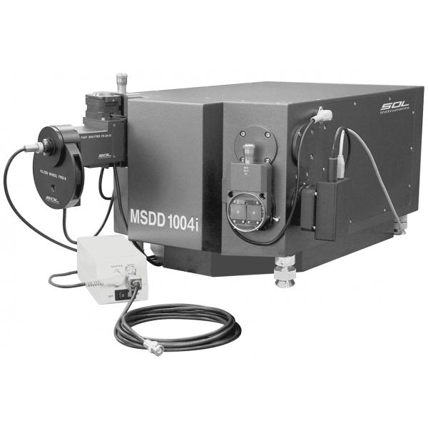 Монохроматор-спектрограф серии MSDD1000