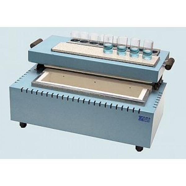 Муфель с нагревательной плитой ПДП-Lab