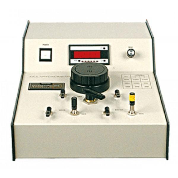 Неавтоматический гелиевый пикнометр Multipycnometer