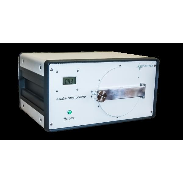 Альфа-спектрометр полупроводниковый «МУЛЬТИРАД-АС»