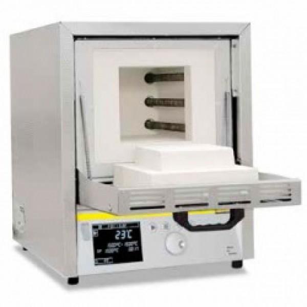 Высокотемпературная печь с откидной дверью, 1400°С HTC 03/14/С450