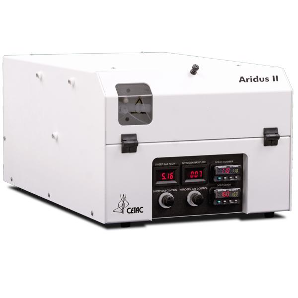 Aridus II система десольватации с нагревом