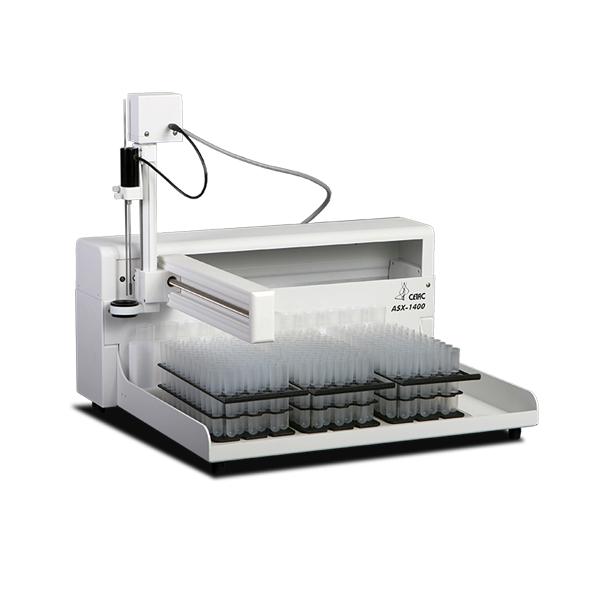ASX-1400 автосамплер для масел на 3 штатива