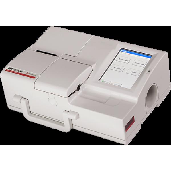 Портативный анализатор газов и электролитов крови OPTI CCA TS
