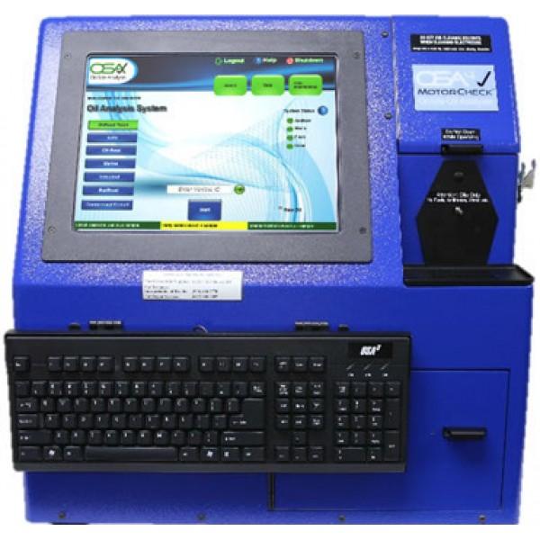 Специализированный анализатор для автотранспорта OSA4 MotorCheck