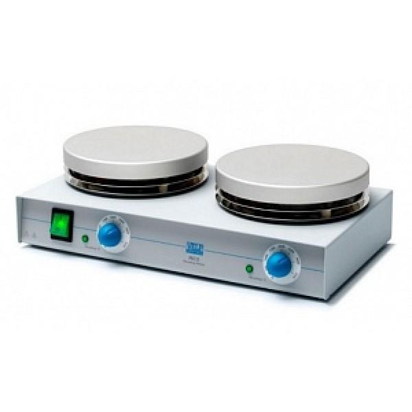 Двухпозиционная лабораторная нагревательня плитка серии RC2