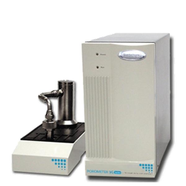 Жидкостной капиллярный анализатор сквозной пористости материалов Porometer 3G
