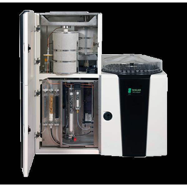 Анализатор углерода и азота серии Primacs