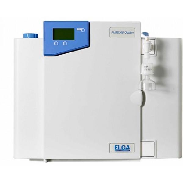 Система подготовки воды реагентного качества тип I Purelab Option-Q