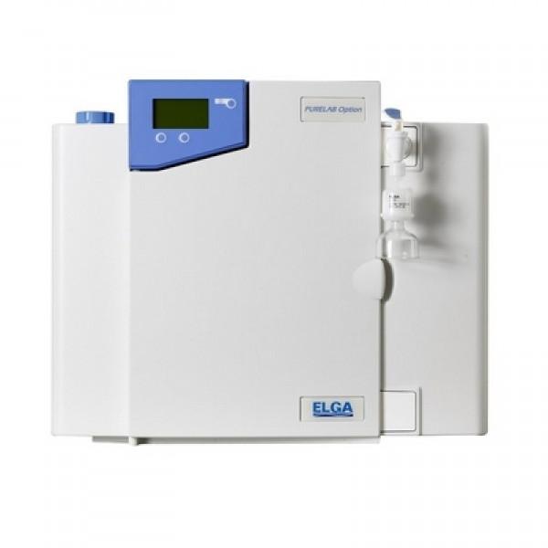 Система подготовки воды аналитического качества тип II Purelab Option-S