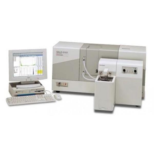 Лазерный анализатор размеров частиц SALD-3101