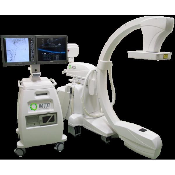 Рентгенохирургическая цифровая мобильная система «СиКоРД-МТ»