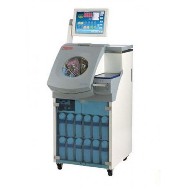 Аппарат для проводки и парафиновой инфильтрации STP 420ES