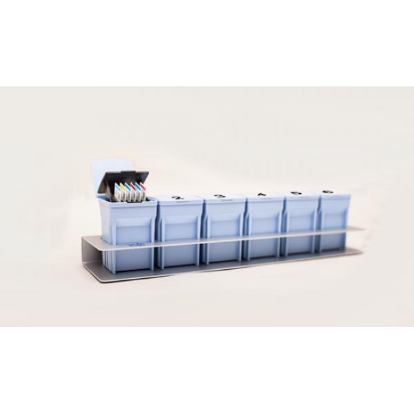 Ручной стейнер на 6 емкостей V-Chromer® Mini II