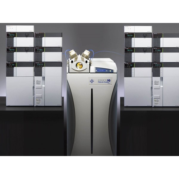 3Q-MA. Тандемный масс-спектрометр нового поколения