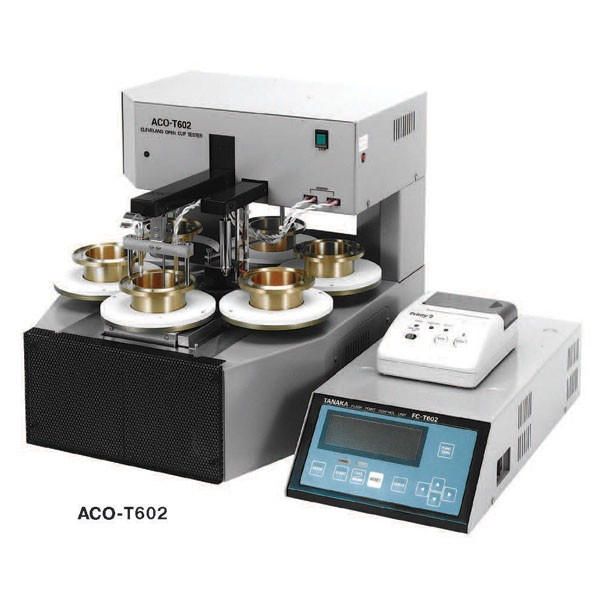 Анализатор температуры вспышки ACO-T602