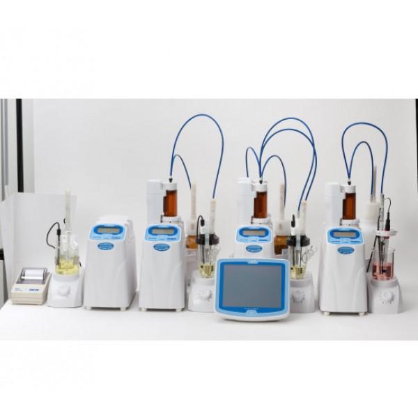 Автоматические потенциометрические титраторы АТ-710