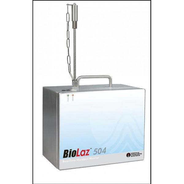Детектирование микробиологических загрязнений BioLaz