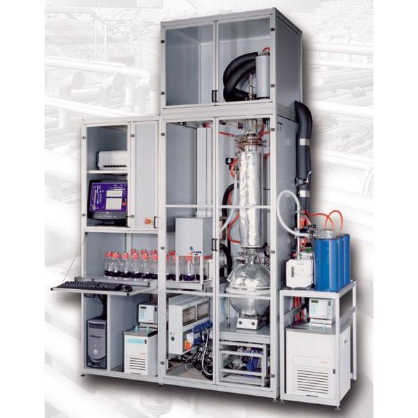 Автоматическая атмосферно-вакуумная дистилляционная установка EURODIST TBP