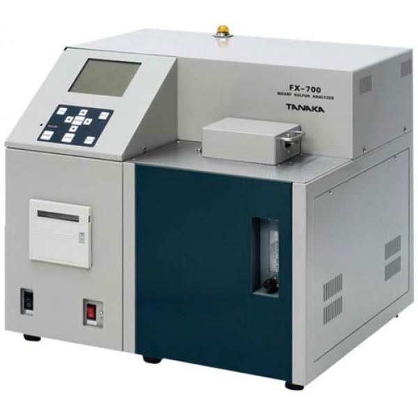 Волнодисперсионный рентгенофлуоресцентный анализатор серы FX-700
