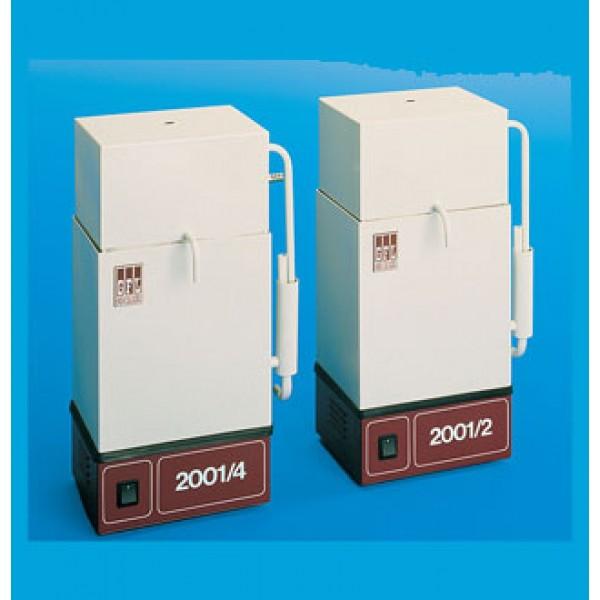 GFL 2001/2 и 2001/4. Дистилляторы из нержавеющей стали