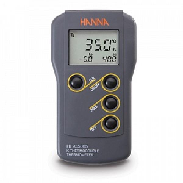 Переносной водонепроницаемый термометр HI 935005