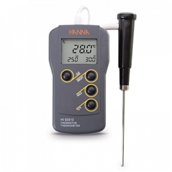 Водонепроницаемый термометр HI 93510