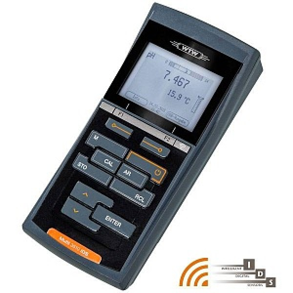 Цифровые многопараметровые измерители Multi 3510 IDS
