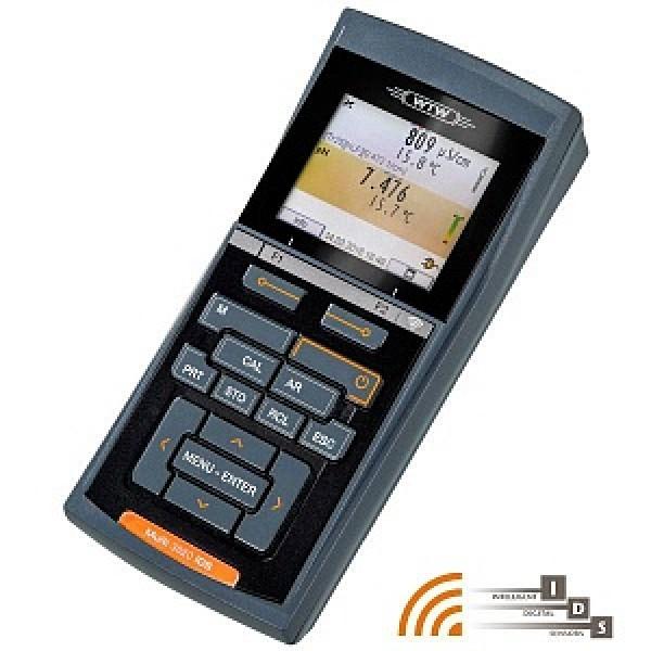 Цифровые многопараметровые измерители Multi 3620 / 3630 IDS