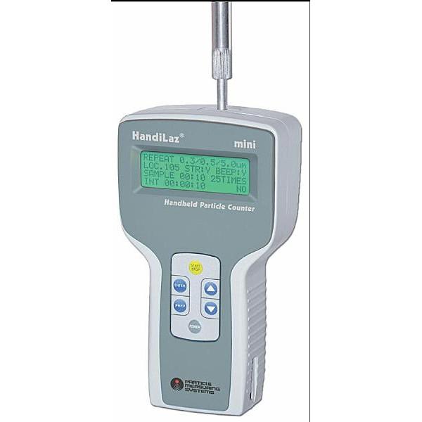 PMS HandiLaz Mini. Ручной счетчик частиц в воздухе