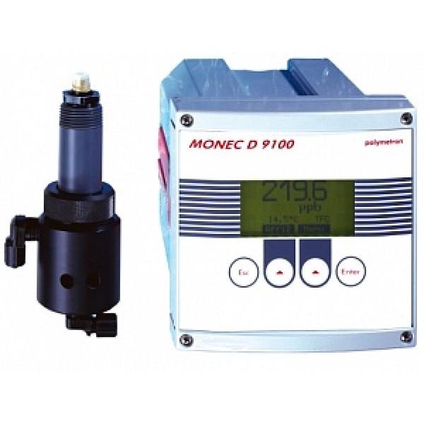 Промышленный анализатор Polymetron Chloromat 9184