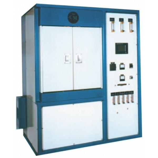 Высокотемпературные печи для работы в атмосфере чистого водорода серии 1500/1700