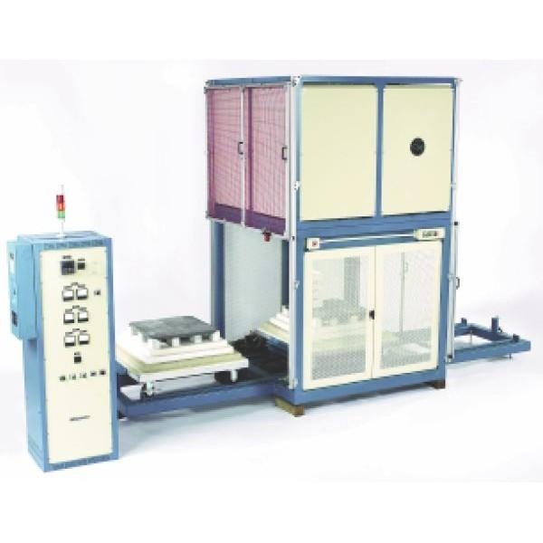 Серия 2300. Высокотемпературные промышленные печи до 1300°C.