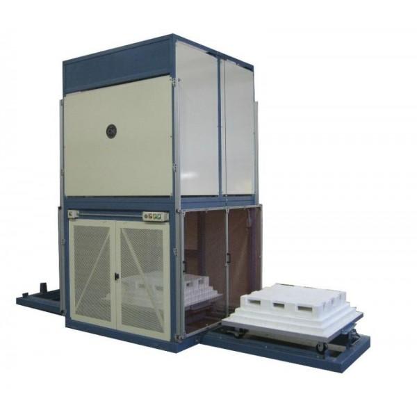 Серия 2900. Высокотемпературные промышленные печи до 1600°C.